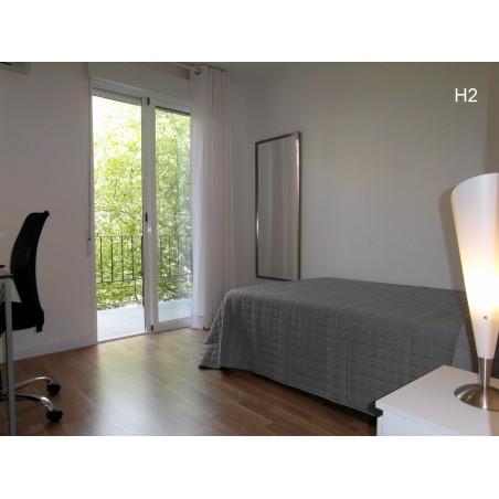 Habitación con baño privado AG32-6-H2