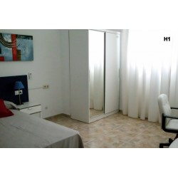 Room with a private toilette CAST19-H1